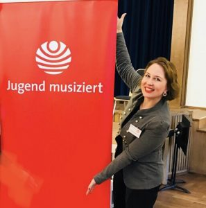 Jurorin im Fachbereich Musical 2018